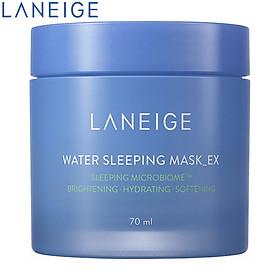 Mặt Nạ Ngủ Dưỡng Ẩm Và Tăng Khả Năng Tự Vệ Của Da Phiên Bản Cải Tiến LANEIGE Water Sleeping Mask EX 70ml