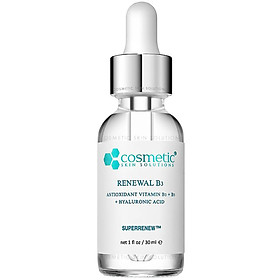 Serum Cosmetic Skin Solution Renewal B3 30ml