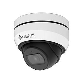 Camera IP Milesight Weather Proof Mini Dome - 5MP, Độ phân giải 2K, công nghệ H.265+, khoảng cách hồng ngoại tới 25m - Hàng Chính Hãng