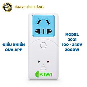 Ổ cắm điện thông minh wifi Kiwi S19E Chính hãng