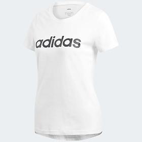 Áo thun tay ngắn Nữ Adidas W E LIN SLIM T - DU0629