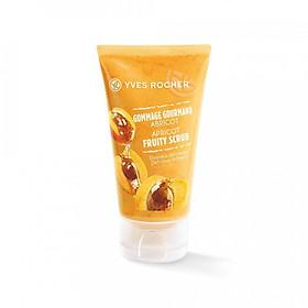 Tẩy Tế Bào Chết Cho Mặt Yves Rocher Apricot Fruity Scrub 50ml