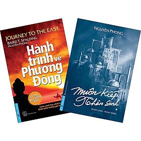 Combo 2 Cuốn (Bìa Cứng): Muôn Kiếp Nhân Sinh , Hành Trình Về Phương Đông (5229, 4409)