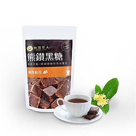 Viên đường nâu hương quế thơm dịu TAIWAN CHA REN (120g/ gói)