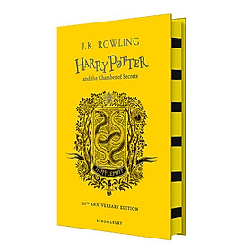 Harry Potter And The Chamber Of Secrets – Hufflepuff Edition (Hardback)