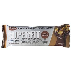 COMBO 3 THANH Energy Bar - Bánh Ngũ Cốc Yến Mạch Và Các Loại Hạt – SUPERFIT Chocolate Energy Bar