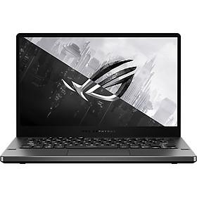Laptop ASUS ROG Zephyrus G14 GA401QH-HZ035T (AMD R7-5800HS/ 8GB Onboard DDR4 3200MHz/ 512GB SSD PCIE G3X4/ GTX 1650 4GB GDDR6/ 14 FHD IPS, 144Hz/ Win10) - Hàng Chính Hãng