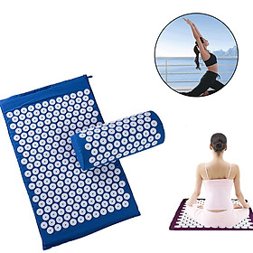 Thảm Massage Vải Oxford Tập Yoga - 4 Màu-2
