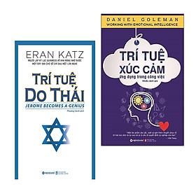 Combo: Trí Tuệ Do Thái (Tái Bản) + Trí Tuệ Xúc Cảm Ứng Dụng Trong Công Việc (Tái Bản)