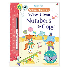 Usborne Numbers to Copy
