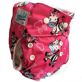 Bỉm vải goodmama siêu chống tràn cho bé 3-13kg