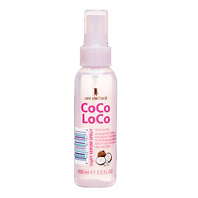 Xịt Dưỡng Tóc Lee Stafford Coco Loco Light Serum Pray (100ml)