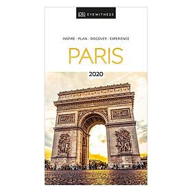 DK Eyewitness Travel Guide Paris: 2020 - Travel Guide (Paperback)