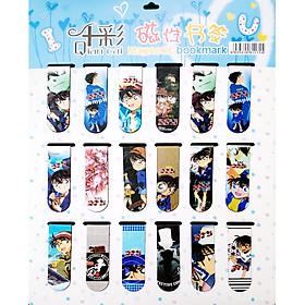 Bookmark Nam Châm ( Đánh Dấu Sách ) Thám Tử Lừng Danh Conan