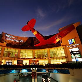 Vé Ripley'S World Of Entertainment Pattaya, Thái Lan (Loại Vé 5 Khu Triễn Lãm)