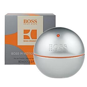 Hugo Boss in Motion Eau de Toilette 90ml Spray