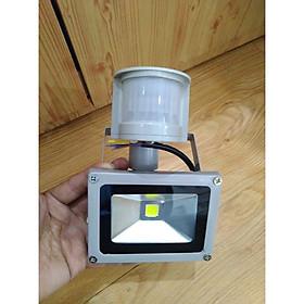 Đèn cảm ứng hồng ngoại 10W dành cho hành lang