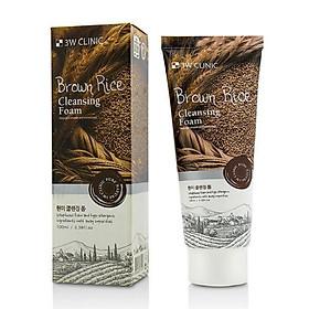 Sữa rửa mặt lúa mạch 3W CLINIC Hàn Quốc 100ml