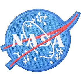Patch ủi sticker vải NASA