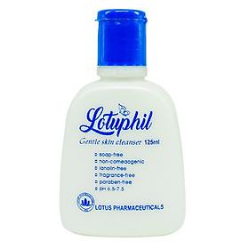 Sữa Rửa Mặt Cho Em Bé & Da Nhạy Cảm Lotuphil (125ml)