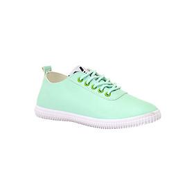 Giày Sneakers Nữ PASSO GTK063 - Xanh Lá