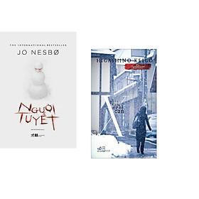 Combo 2 cuốn sách: Người tuyết + Phía sau nghi can X