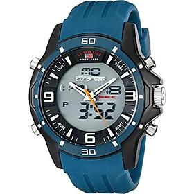 U.S. Polo Assn. Sport Men's US9493 Analog-Digital Watch