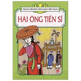 Truyện Tranh Dân Gian Việt Nam - Hai Ông Tiến Sĩ (2017)