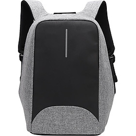 Balo Laptop Chống Trộm CoolBell CB8001 15.6'' - Ghi