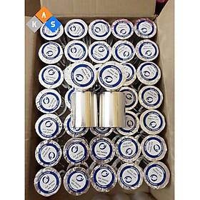 Giấy in nhiệt K80 x 45mm thùng 100 cuộn