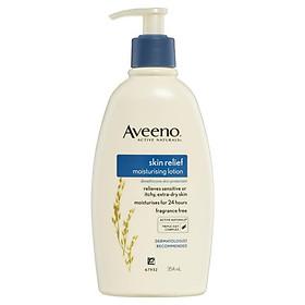 Aveeno Active Naturals Skin Relief Moisturising Lotion Fragrance Free 354mL