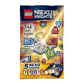 Mô Hình Lego Nexo Knights - Bộ Khiên Nexo Mùa 2 70373 (10 Mảnh Ghép)