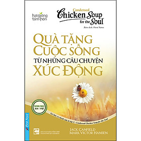Chicken Soup For The Soul - Quà Tặng Cuộc Sống Từ Những Câu Chuyện Xúc Động (Tái Bản)