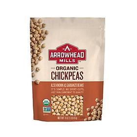 Đậu gà hữu cơ Arrowhead Mills 453g - Organic Chickpear Garbanzo