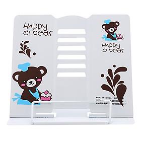 Giá Kẹp Sách, Đỡ Sách, Đọc Sách Chống Cận - Happy Bear