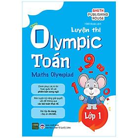 Luyện Thi Olympic Toán Lớp 1 – Maths Olympiad