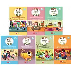 Bộ Sách Bố Mẹ Cũng Từng Là Trẻ Con (Trọn Bộ 7 Cuốn) - Tặng Kèm Bookmark Happy Life
