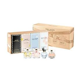 Marc Jacobs 4 Piece Daisy Variety Perfume Mini Set