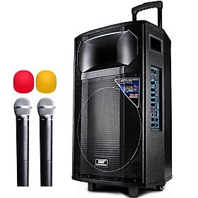 Hình đại diện sản phẩm Loa Bluetooth Di Động (SAST) ST-1705 15-inch