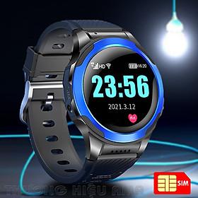 Đồng Hồ Thông Minh Định Vị GPS Chống nước   Nam Nữ   Model AMA Watch FA69 Gắn Sim 4G độc lập Gọi Điện thoại   Smart Watch cho Trẻ em Học sinh Sinh viên Người lớn Hàng nhập khẩu
