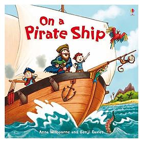 Usborne On a Pirate Ship