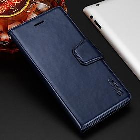 Bao da dạng ví dành cho SamSung Galaxy A21s chính hãng Hanman có quai cài