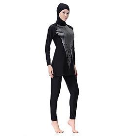 Bộ Đồ Bơi Hồi Giáo Không Hở Cho Nữ