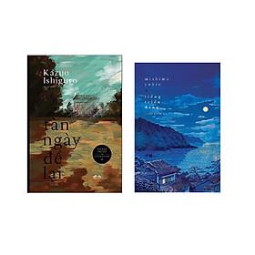 Combo 2 cuốn : Tàn Ngày Để Lại (Bìa Cứng) + Tiếng Triều Dâng