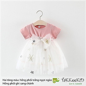 Váy Đầm Công Chúa Bé Gái, Váy Tutu Cao Cấp Cho Bé Size Từ 1 Đến 5 Tuổi