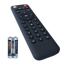 Remote Điều Khiển Cho Hộp TV FPT Play Box + (FPT Play Box 2019) Giọng Nói