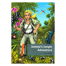 Oxford Dominoes Level 2: Jemma'S Jungle Adventure
