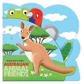Heads Tails Noses - Australian Animal Friends