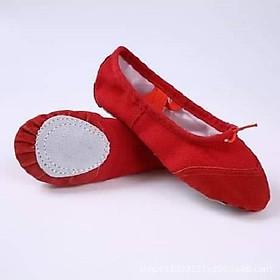 Giày tập múa cho bé gái