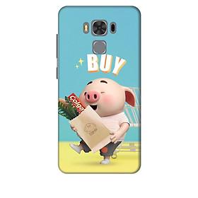 Ốp lưng dành cho điện thoại ZENFONE 3 MAX ZC553KL Heo Con Mua Sắm